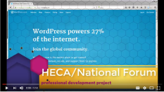 Nat. Forum PDF pilot video